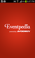 Screenshot of Eventpedia