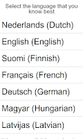 Screenshot of Learn German with Fabulo