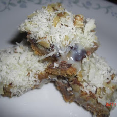 Coconut Bar Cookies