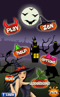 Screenshot of Haunted Halloween Party