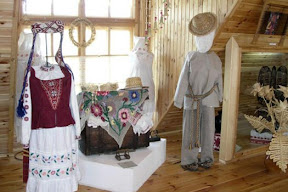 Дудутки - музей под открытым небом