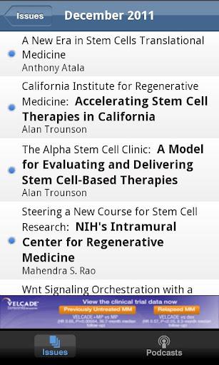 STEM CELLS Translational Med