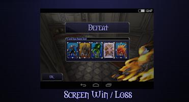 Screenshot of Tetra Master HD