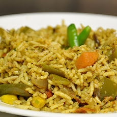 Nawabi Pulao (The Royal Pilaf)