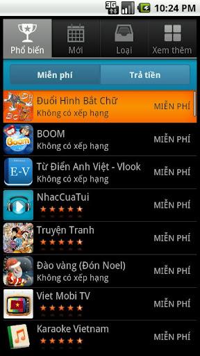 Vietnamese Apps