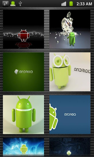 Logo Wallpapers of Android