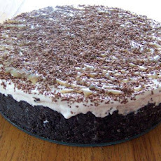 Marshmallow-Coffee Torte