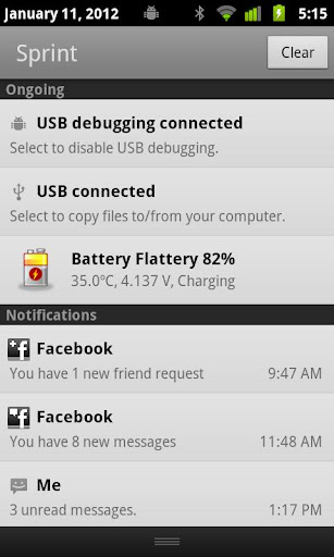 Battery Flattery