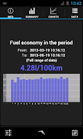 Screenshot of Refuel Calc