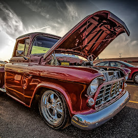 Trucking by Ron Meyers - Transportation Automobiles