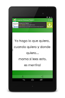 Screenshot of Imagenes Chistosas Frases 3