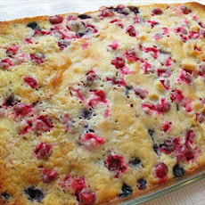 Double Berry Cake