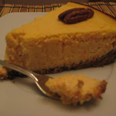 Honey Pecan Carrot Cheesecake
