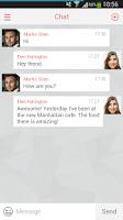 Screenshot of Flirt: Online Dating & Chats