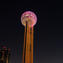 REUNION TOWER by Fred Regalado - Novices Only Street & Candid