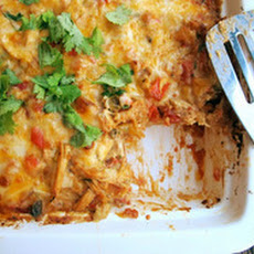 Ultimate King Ranch Chicken Casserole