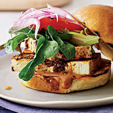 Spiced-Tofu Sandwiches