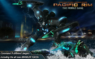 Screenshot of Pacific Rim