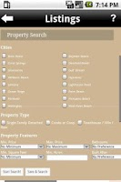 Screenshot of Boca Raton Florida Real Estate
