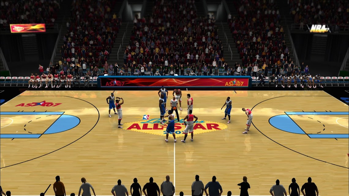 NBA '07