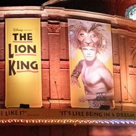 Lion King - Sydney Australia  by Ann Milham - Instagram & Mobile Android
