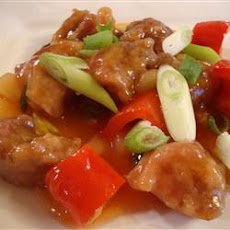 Sweet and Sour Pork III