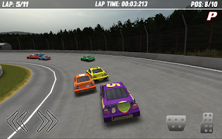 Screenshot of Thunder Stock Cars