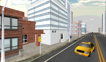 Screenshot of Taxi Parking 3D