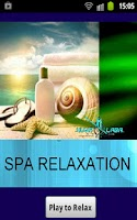 Screenshot of Spa Relaxation Music FREE