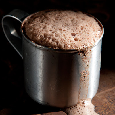 Mexican Hot Chocolate (Chocolate Caliente)