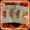 Card game Poker raspisnoy