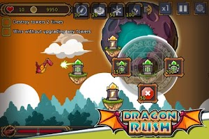 Screenshot of Dragon Rush