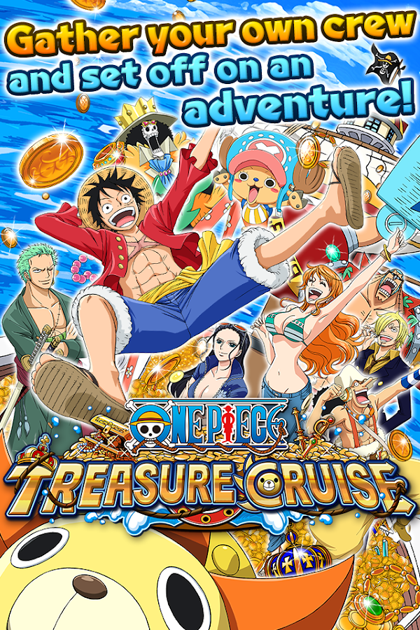 ONE PIECE TREASURE CRUISE Screenshot 0