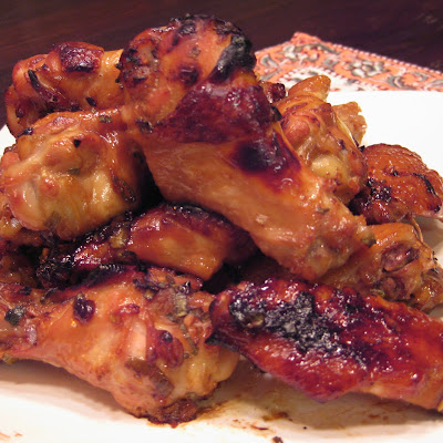 Ginger Miso Wings