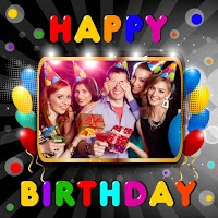 Screenshot of Animated Birthday Frames