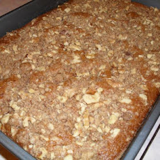 Buttermilk Cinnamon Coffee Cake