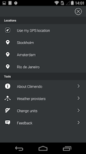 Climendo Free - screenshot