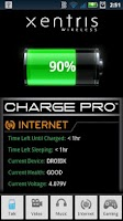 Screenshot of Charge Pro