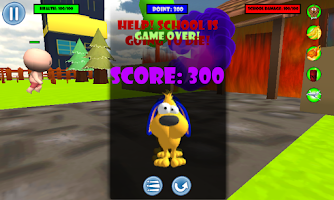 Screenshot of Toon City Dog