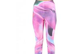 Iron Fist dolphinography leggings
