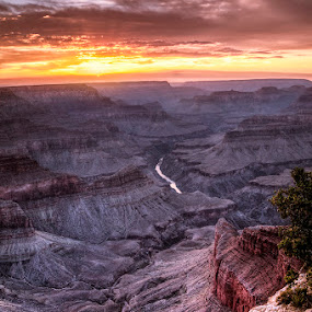Grand Canyon by Ivan Bertusi - Landscapes Sunsets & Sunrises