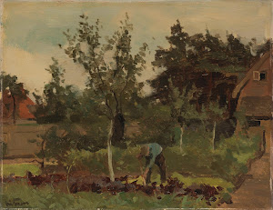 RIJKS: Willem Witsen: painting 1922