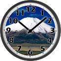 Mount Fuji Clock icon