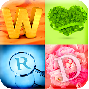4 Pics 1 Word - Guess the Word Hacks and cheats