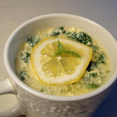 Roman Spinach Soup