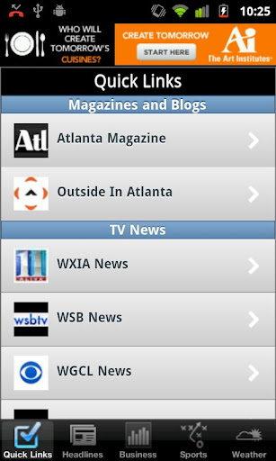 Atlanta Local News