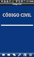 Screenshot of Colombia Civil Code