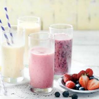 Fruit Shake Strawberries Recipes
