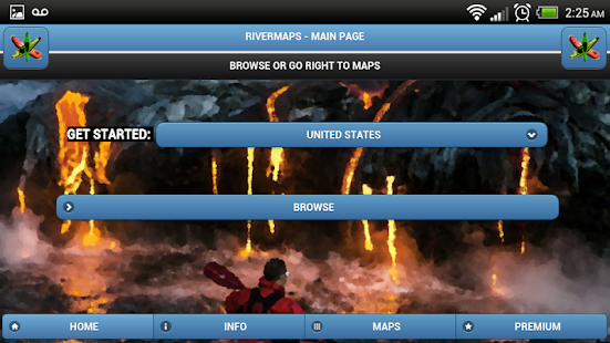 RiverMaps- The River Authority - screenshot