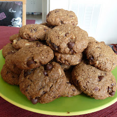 Beth's Oatmeal Chocolate Chip Walnut Cookies